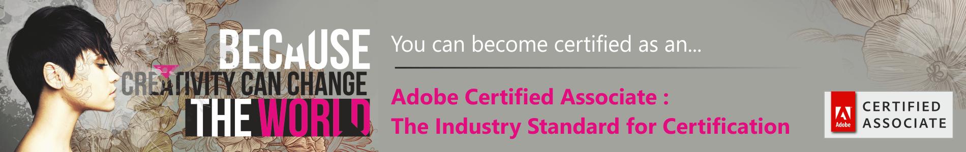 Adobe Certified Associate (ACA) - citis